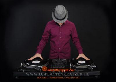 DJ-Plattenkratzer