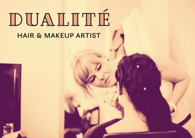 Dualité | hair & makeup Artist