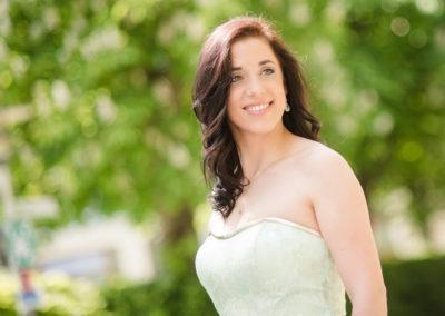 Hochzeitssängerin Alexandra Pansch