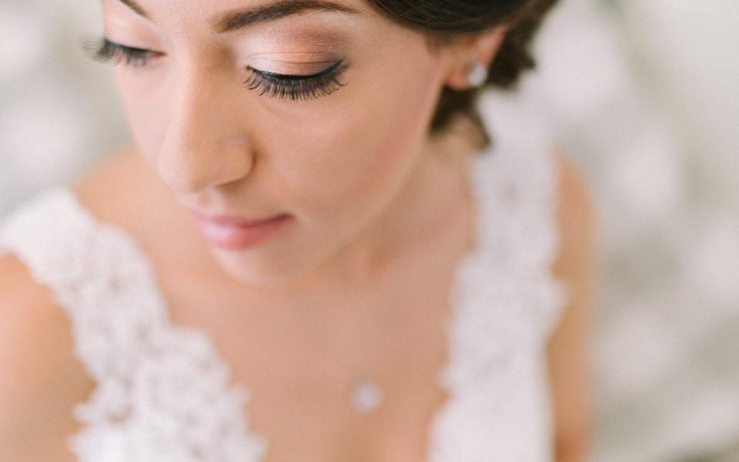 Haltbarkeit des Braut Makeups