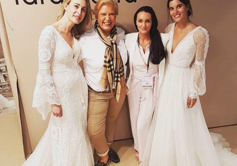 Die Brautkleidkollektionen 2020 sind bestellt!!