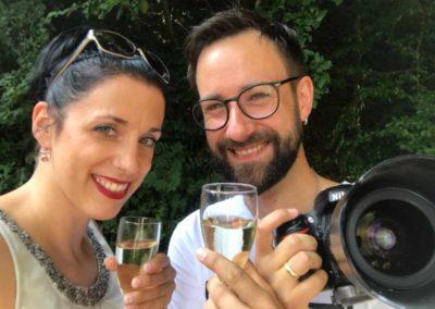 Alexandra Pansch und JAP-Fotografie bei einer Hochzeit auf Schloss Erbach