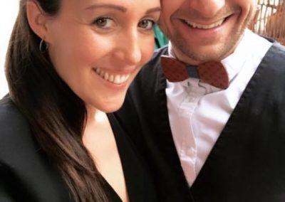 Immer wieder schön: Wedding-Team-Manufaktur-Freudenfeuer