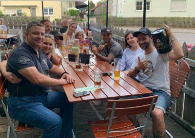 Offizielles Hochzeitsdienstleister-Treffen bei Neumaiers Hirsch in Attenhofen