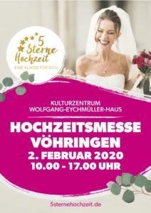 Hochzeitsmesse Vöhringen