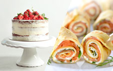 Kuchen, Torten, Fingerfood