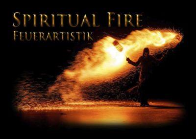 Spiritual Fire – Feuerartistik
