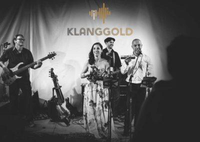 KlangGold Liveband